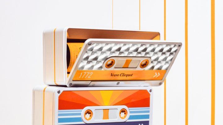 Veuve Clicquot Clicquot K7/ Cassette Carte Jaune